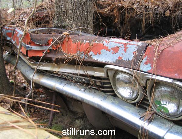 Wrecking Yards In Oregon : Classic car junk yards oregon carnutts