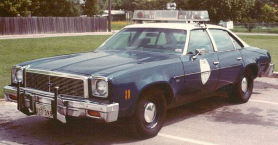 Cop Car Malibu