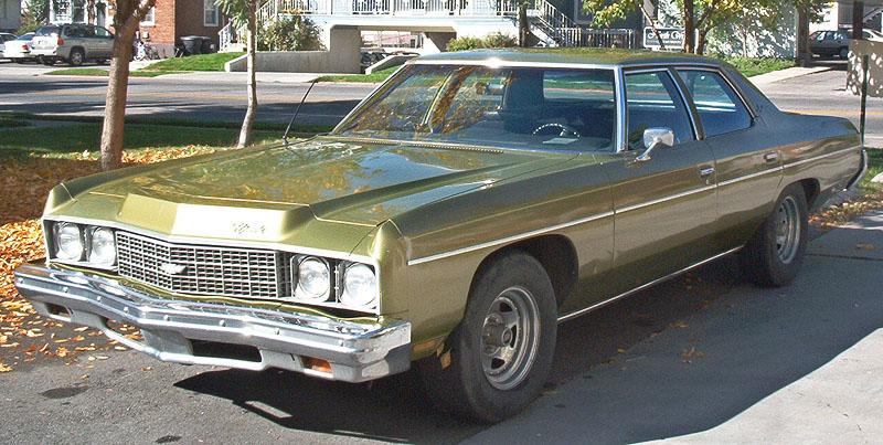 Airbag Impala