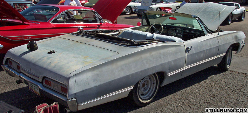 chevrolet impala 67. Arizona Impalas Car Show