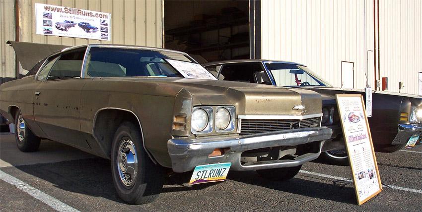 Chevy Impala Custom