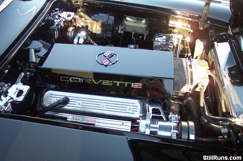 Chapman Chevrolet Corvette Club Sweetheart Car Show