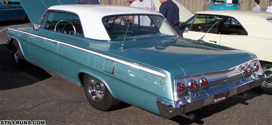 62 Chevy Impala