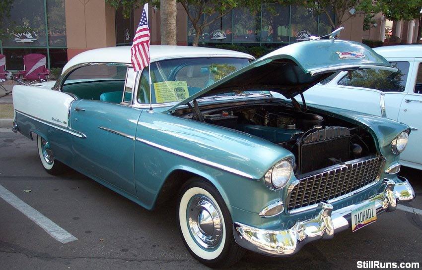 Chevy Chandler Desert Classic Chevy's Car Show!