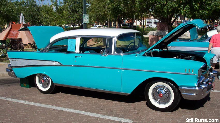 Chandler Classic Car Show