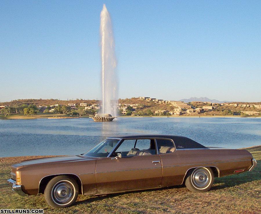 1972 Chevrolet Impala Custom id 4325 | Motortopia