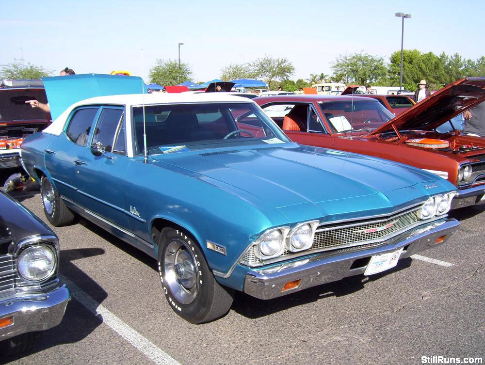 Impala Bob S Car Show