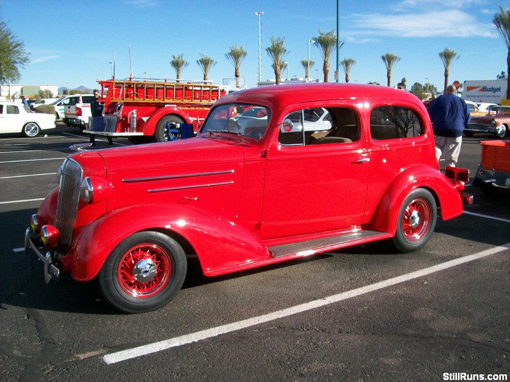 Mesa Car Show