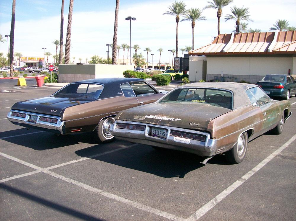 Scottsdale Pavilions Car Show - Pavilions car show