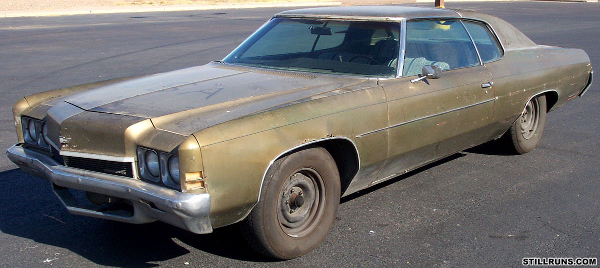 1972 Chevrolet Impala Custom Photos Cleaning Service Needed Quot