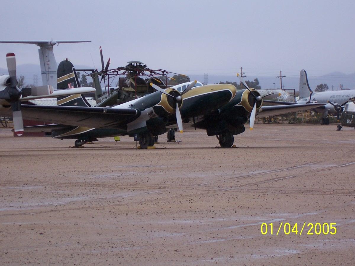 Pima Air and Space Museum - Tucson, AZ