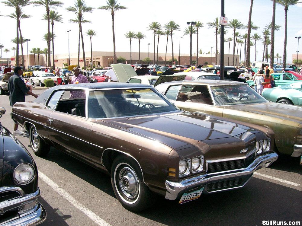 Scottsdale Pavilions Weekly Car Show Scottsdale, AZ June 12, 2010