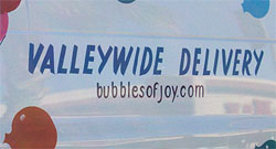 Bubbles of Joy: Balloons, Gifts, Costumes & Decorations in Phoenix, Arizona.