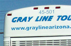 Gray Line Arizona - Sightseeing and Package Tours.
