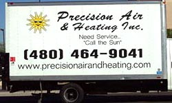 Precision Air and Heating, Inc.